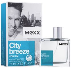 Mexx city breeze 75ml woda toaletowa